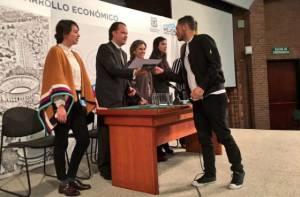 Graduación emprendedores - Foto: Secretaría de Desarrollo Económico