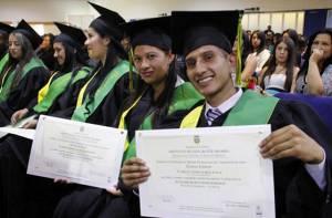 Graduación jóvenes del Idipron - Foto: Prensa Idipron