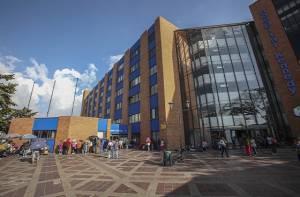 Hospital de Kennedy - Foto: Oficina de Prensa Alcaldía Mayor, Camilo Monsalve