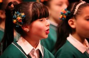 Distintas voces le cantasn a Bogotá