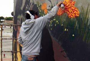 Grafiti - Foto: Chirrete