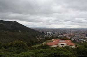Cerros de Bogotá -  Foto: Oficina de Prensa Alcaldía Mayor de Bogotá