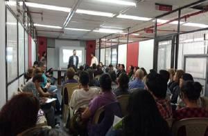 Encuentro ciudadano - Foto: Prensa IDPAC
