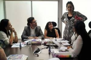 Intercambio de experiencias - Foto: Secretaría de la Mujer