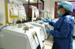 Laboratorio - Foto: Secretaría de Salud