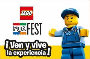 A Corferias llega  Lego® Fun Fest
