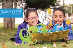Matrículas 2017 - Foto: Prensa Secretaría de Educación