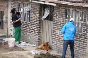 Mejoramiento de viviendas - Foto: Secretaría del Hábitat