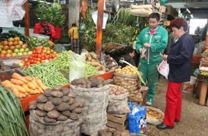 Plazas de Mercado - Foto: Prensa Alcaldía Mayor, Diego Bauman