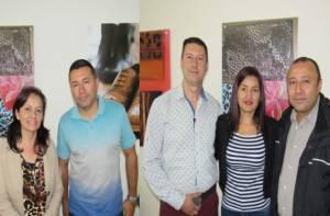 Microempresarios barrio Restrepo - Foto: Secretaría de Desarrollo Económico