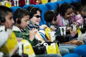 Personas con discapcidad visual, auditiva y cognitiva - Foto: Oficina de Comunicaciones TIC y Discapacidad MinTIC