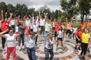Con Muévete Bogotá haga del ejercicio un estilo de vida