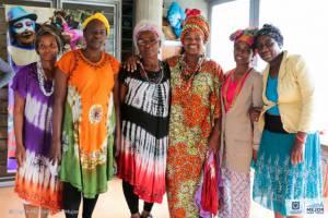 Concurso de crónica africana - FOTO: Prensa Secretaría de la Mujer