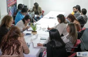 Mujeres en las localidades - Foto: Leo Gómez - Secretaria de la Mujer