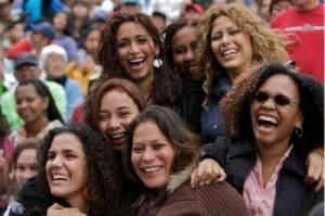 Mujeres en Bogotá -  Foto: Prensa Alta Consejería TIC