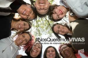 No violencia contra las mujeres - Foto: Secretaría de la Mujer