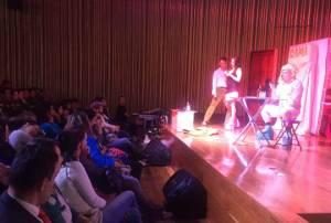 Obra de Teatro Policía - FOTO: Prensa Concejo de Bogotá
