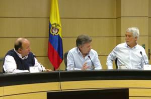 Cumbre de Seguridad - Foto: Prensa - Alcaldía Mayor