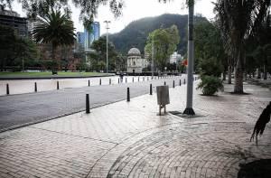 Parque de Los Periodistas - Foto: Prensa Secretaría de Gobierno