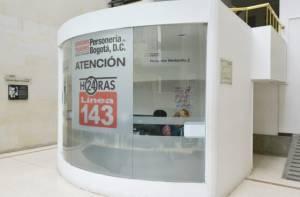 Atención las 24 horas del día ofrece la Personería de Bogotá a través de las Personerías Locales