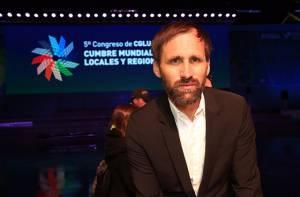 Philipp Rode - Foto: Prensa Alcaldía Mayor