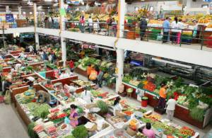 Plaza de mercado - Foto: IPES