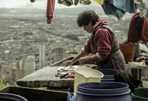 Pobladores de Monserrate - Foto: Cony Forero