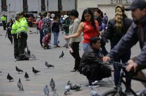 Código de Policía - Foto: Prensa Alcaldía Mayor de Bogotá / Camilo Monsalve