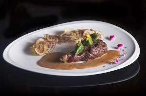 Plato - Foto: Comunicaciones Restaurante San Isidro