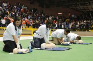 Primer Respondiente - Foto: Secretaría Distrital de Salud
