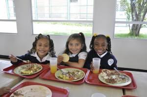 Alimentación escolar -  Foto: Prensa Secretaría de Educación
