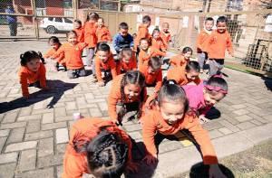 Atención niños primera infancia - Foto: Prensa Secretaría de Integración Social