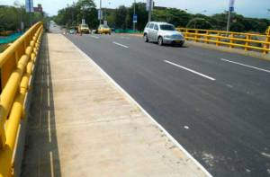 Puente vehicular - Foto: IDU