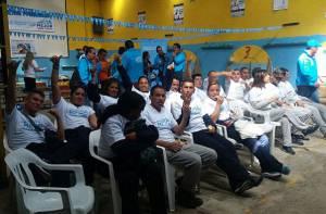Reconocimiento a habitantes de calle - Foto: Prensa Secretaría de Integración Social