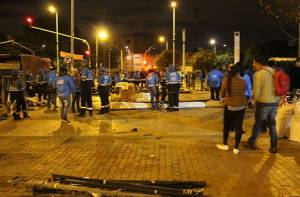 Recuperación espacio público en Suba - Foto: Prensa Secretaría de Gobierno