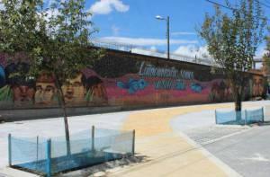Red Peatonal Kennedy - Foto: IDU