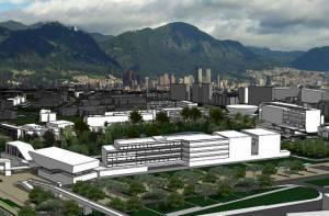 Render Parque Tecnológico - Imagen: Universidad Nacional