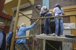 Revitalización centro histórico - Foto: Prensa Alcaldía Mayor/ Camilo Monsalve