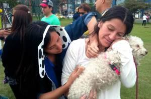 Vacunación canina - Foto:  Subred Sur Occidente E.S.E.
