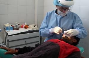 Atención en salud habitantes de calle - Foto: Prensa Secretaría de Integración Social