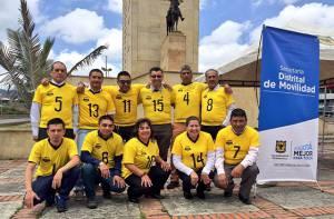Selección de taxistas - Foto: Prensa Secretaría de Movilidad