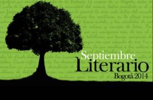 Septiembre Literario - Secretaría de Cultura, Recreación y Deporte