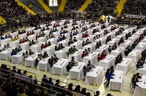 Jornada de Simonu - Foto: Prensa Secretaría de Educación