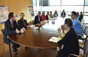 Taller con empresarios - Foto: Secretaría de Planeación