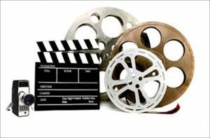 Elementos cinematográficos - Foto: www.timetoast.com