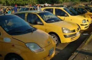 Taxis - Foto: ambientebogota.gov.co