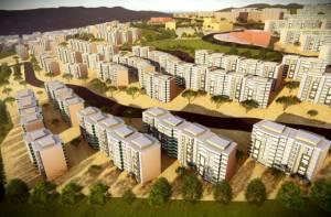 Plan Parcial Tres Quebradas - Render: Metrovivienda