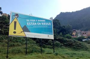 Bogotá tiene más de 19 mil ocupaciones ilegales