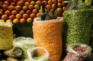 Verduras - Foto: IPES