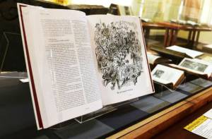 Libro de Cervantes - Foto: Biblioteca Nacional